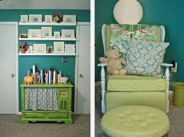 teal and lime nursery hometalk