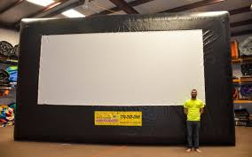 affordable movie screen rental in athens georgia