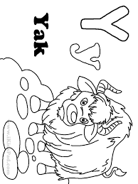letter coloring pages trace words