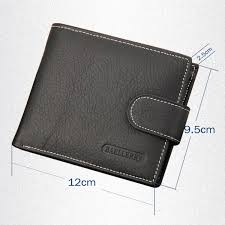 wallet leather wallets purse money credit card holder