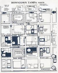 Massey Hall Floor Plan by Tour Of Historic Downtown Tampa Florida