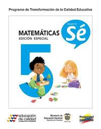 colombia libro de lectura grado 6 calaméo 5 matematicas libro de estudiantes