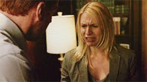 Carrie Meme - carrie mathison crying gif find share on giphy