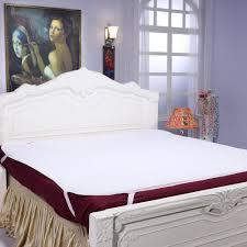 double bed waterproof mattress protector by rebeka protectors