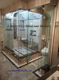 frameless glass shower doors glass surface protection frameless
