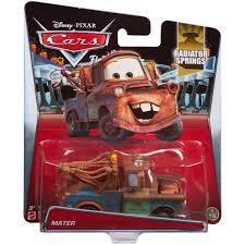 cars characters mater disney pixar cars die cast mater walmart com