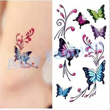 small butterfly tattoos on ankle online get cheap butterfly tattoo designs aliexpress com