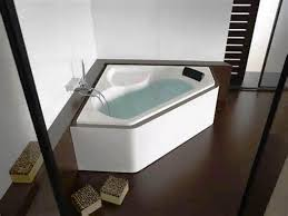 Bathroom Tub Shower Ideas Corner Bathtub Shower Kitchen U0026 Bath Ideas How To Create An