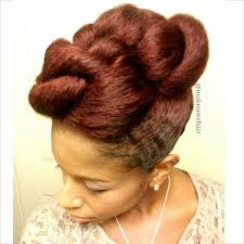 twisted mohawk how to protective style youtube