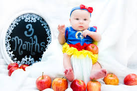 Halloween Costumes 3 Month Snow White Baby Costume Baby Halloween Ideas Snow White Theme