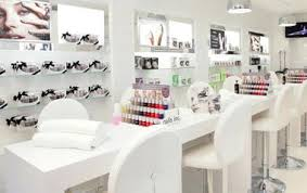 gallery of nail salon decorating ideas breathtaking neat nail