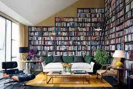 how to design a library bookshelf ideas houseandgarden co uk