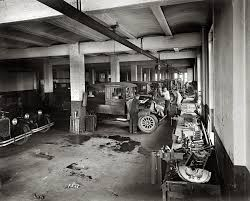 semmes auto garage washington dc 1926 workshop pinterest