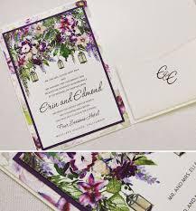 lantern wedding invitations erin s floral and lantern wedding invitationmomental designs