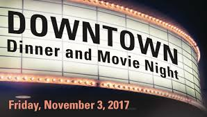 downtown dinner and movie what to order royal news november 7 2017