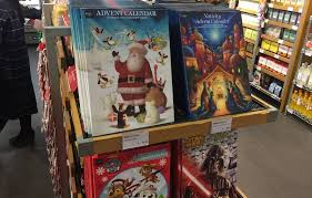 calendars for sale on panic buying advent calendars m s staff unsure of beijing store