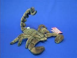 bluetick coonhound stuffed animal scorpion plush stuffed animal toy animal gifts
