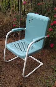 10 best logan vintage metal lawn chair images on pinterest