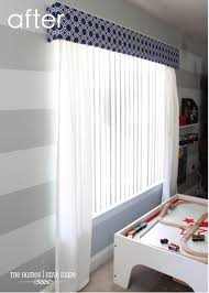 Cheap Window Curtains by Cheap And Easy Decorative Side Panels The Homes I Have Made