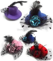 10cm mini top hats baby hair accessories for children hair