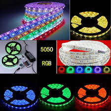 led outdoor strip lighting 5 metre 5050smd 300 led strip light outdoor kit with 24 key remote