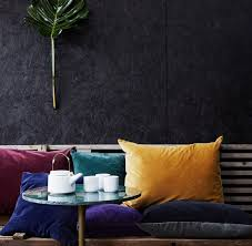 Cushions Velvet Sumptuous Mustard Yellow Velvet Cushion By The Forest U0026 Co