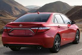 latest toyota 2015 toyota camry what s new autotrader
