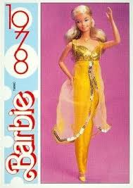 picture pretty barbie trading card 1978 1991 panini