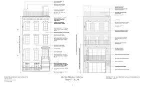 residential building at 36 schermerhorn street to get its stoop