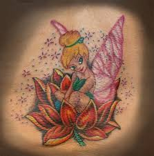 tinkerbell tattoo images u0026 designs