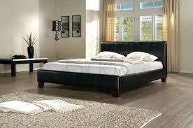 White Leather Bed Frame King Bed Frame Ikea Leather Bed Frame Folldal White Leather Bed Frame