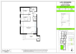 superficie minimum chambre colmar quartier maraîchers les vergers f3 1er étage