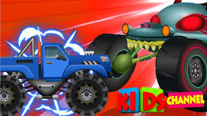 monster truck video download free haunted house monster truck the kid nappers episode 56 youtube