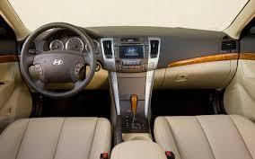 hyundai sonata interior dimensions 2009 hyundai sonata limited v 6 drive and review motor trend