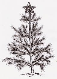 christmas tree pictures to draw christmas lights decoration