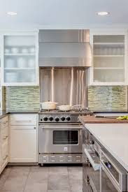 glass cabinets in white kitchen 26 glass kitchen cabinets clear frosted modern glass