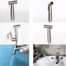 Toilet Bidet Sprayer Homedec Handheld Toilet Bidet Sprayer Diaper Sprayer Shower Muslim