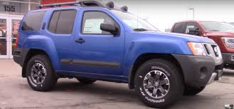 nissan xterra 2015 2015 nissan xterra pro4x indepth walk around and start up youtube
