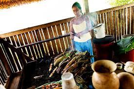amazon rainforest native plants visiting an indigenous village in the amazon amazon rainforest