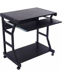 Computer Desk Deal Holiday Shopping U0027s Hottest Deal On Zimtown Rolling Computer Desk