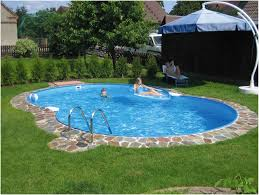 pool landscaping ideas for small backyards backyard design and
