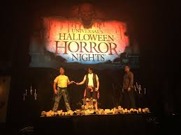100 halloween horror nights bill and ted 2015 the hits and