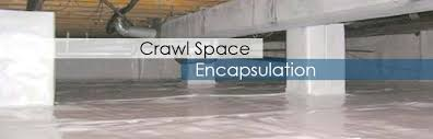 diy crawlspace encapsulation vapor barrier