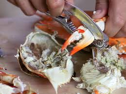 how to eat crabs 10 steps with pictures wikihow