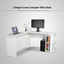 Flat Pack Computer Desk Unbranded Metal Desks Computer Furniture With Flat Pack Ebay