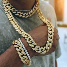 big rope necklace images Big dog diamond miami cubans rings and unique things jpg