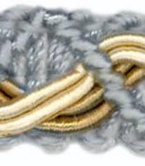 home decor trim conso 1 2 u0027 u0027 blue harlequin decorative braid joann