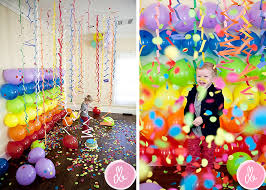 simple boy birthday decoration at home party themes inspiration