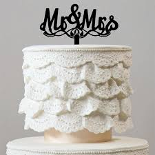 mr and mrs wedding cake toppers mr mrs wedding cake toppers charmerry