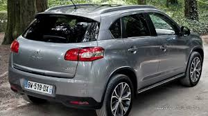 pujo automobile 2013 peugeot 4008 suv concept youtube